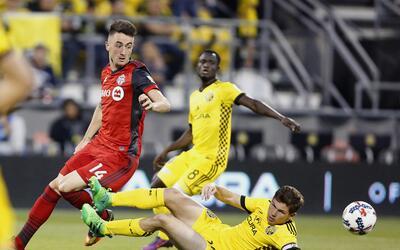Columbus Crew jugará a estadio lleno ante Toronto FC.
