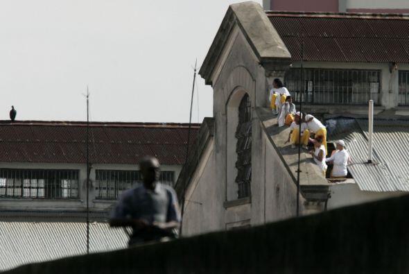 """""""La mayoría de las prisiones en América Latina son muy antiguas, con una..."""