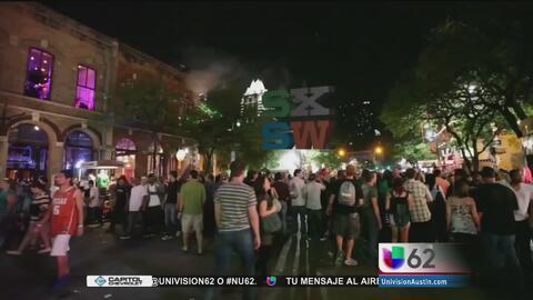 Senadores demócratas piden trasladar festival SXSW de Texas