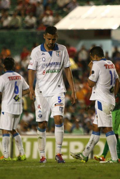Yasser Corona: El jugador del Querétaro está cuajando una...