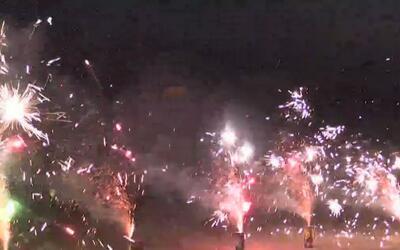 Autoridades de Sacramento llaman a tomar precauciones al usar fuegos art...
