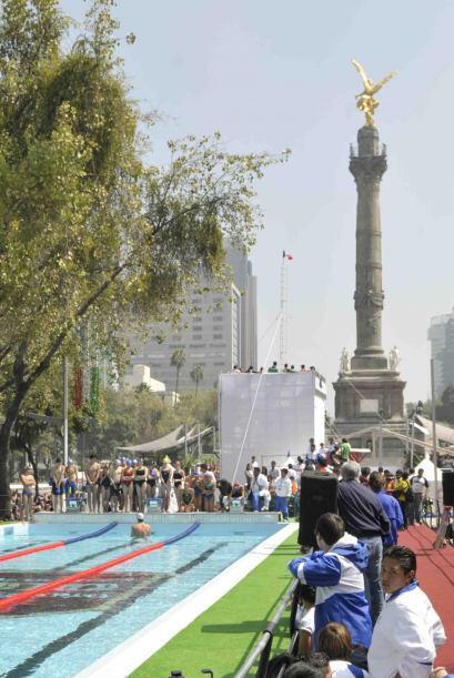 El Paseo de la Reforma de la Ciudad de México se convirtió en un monumen...
