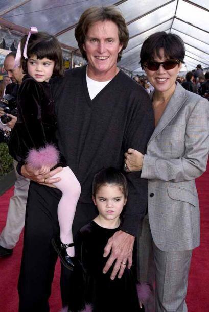 Su segundo matrimonio, con Bruce Jenner en abril de 1991 trajo a su vida...