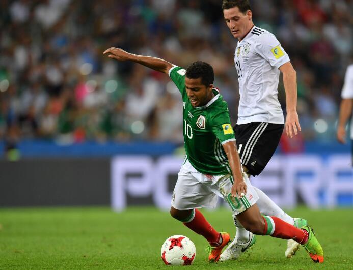Uno a Uno: A detalle los 22 protagonistas del Alemania vs. México 008 Gi...