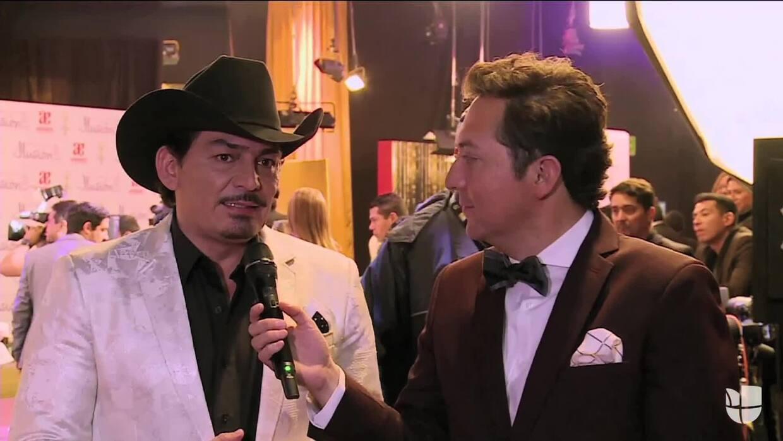 José Manuel Figueroa extraña los foros de grabación