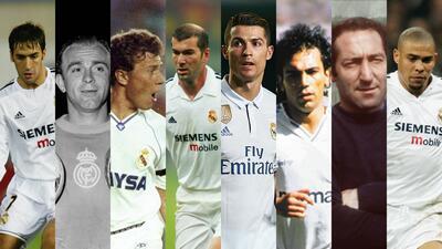 Las mejores imágenes de los 115 años de historia del Real Madrid llenos de estrellas y títulos