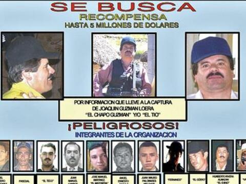 El cártel de Sinaloa ha ido perdiendo a sus líderes poco a...