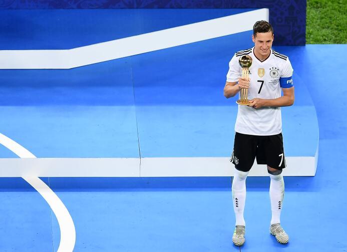 Alemania ganó el título que le faltaba, la Confederaciones Getty Julian...