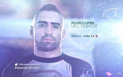Ricardo Lamas te cuenta su historia y su llegada a la UFC