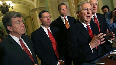 Ultraconservadores republicanos descartan una reforma migratoria hasta e...