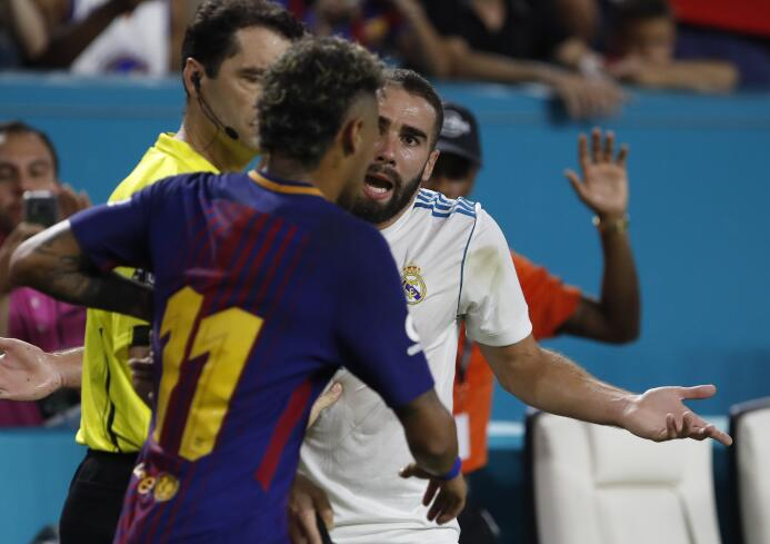 Los últimos momentos de Neymar como jugador de Barcelona 636369809930230...