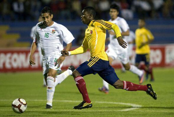 Colombia ratificó su paternidad en torneos de esta categoría sobre Boliv...