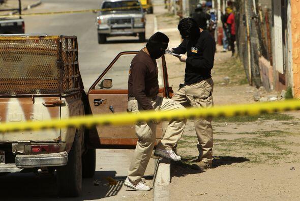 Desde el 2006 se han registrado más de 34 mil muertes relacionadas con e...