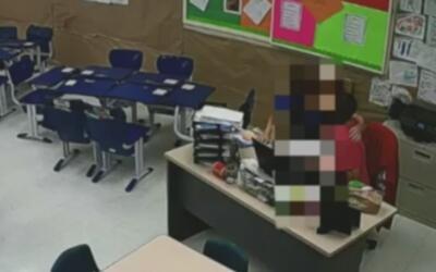 Sentencian a un año de libertad condicional a un maestro que fue captado...