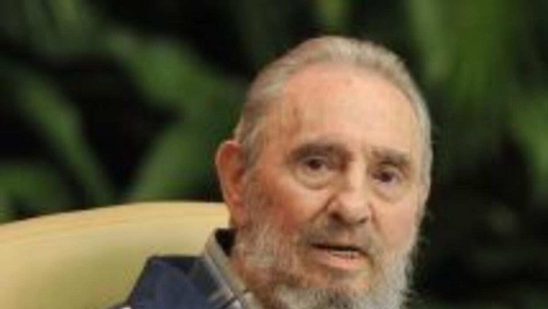 El ex presidente de Cuba, Fidel Castro.