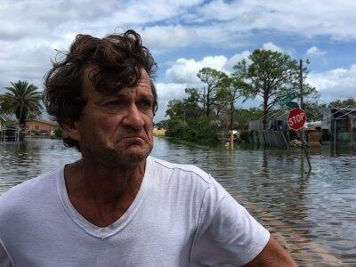 Larry Dimas says damage from Hurricane Irma won't be easy to overcome in...