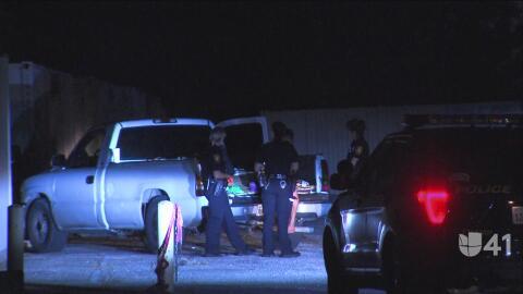 Arrestan a un hombre de San Antonio por amenazar a un policía con una pi...