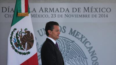 """Peña Nieto: """"Después de Iguala, México debe cambiar"""""""