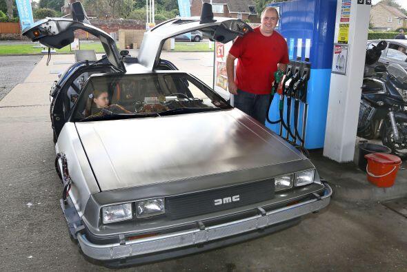 El valor de su auto se ha disparado de los 60 mil dólares en los que lo...