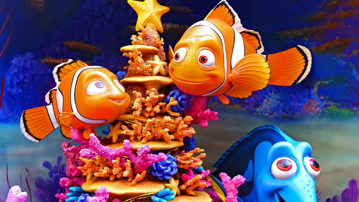 Findy Dory Trailer 2016
