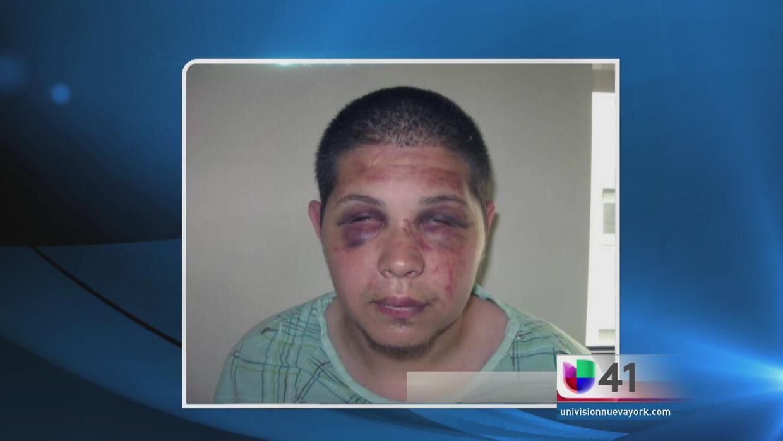 Tony Moreno sobrevivió la caída pero su bebé de siete meses no.