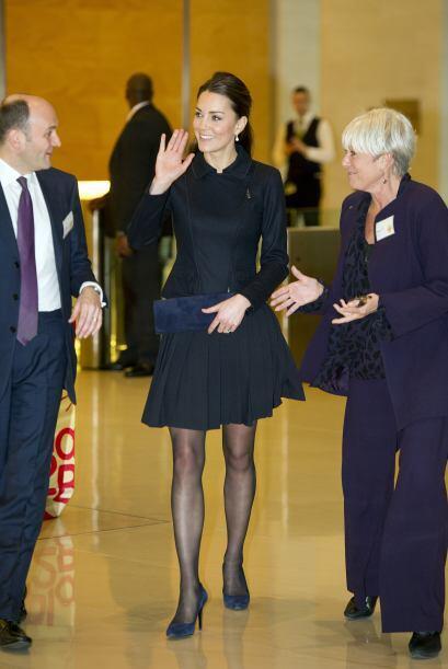 Kate Middleton nos demuestra por qué todas necesitamos tener un pequeño...