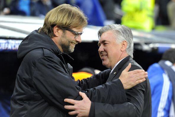 Dos duelos más en la ida de los cuartos de final de la Champions League...