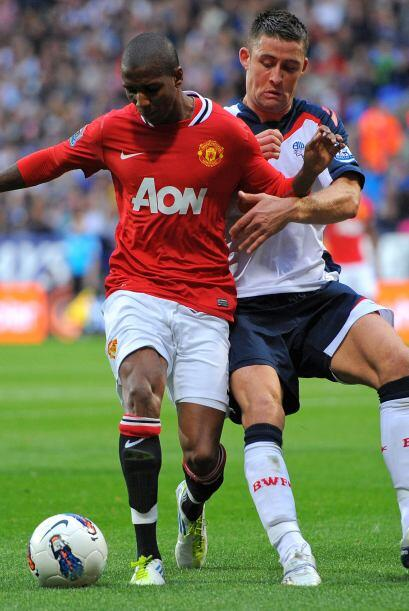 Manchester United se midió al Bolton en el cierre de la Jornada d...