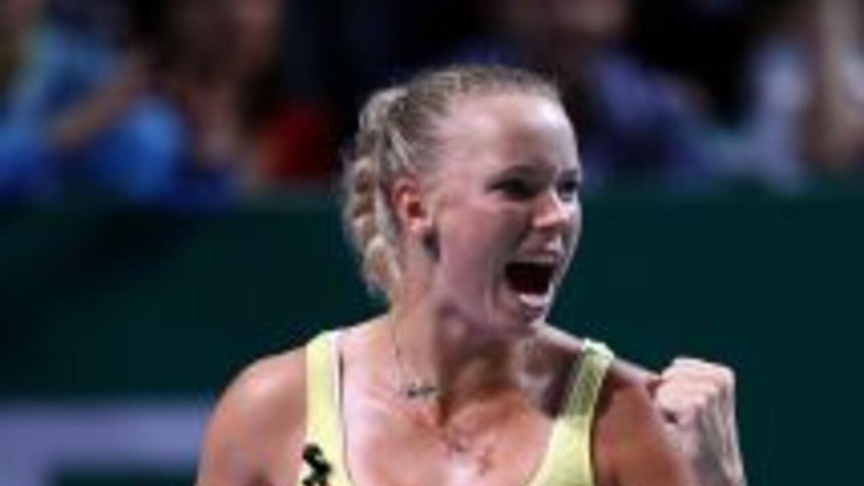 La danesa espera terminar de buena manera el 2011.
