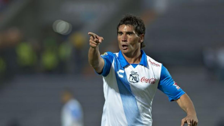 El delantero del Puebla considera que el encuentro ante Veracruz será vi...
