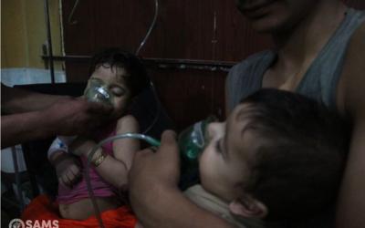 La Sociedad Médica Siria-Estadounidense publicó imá...