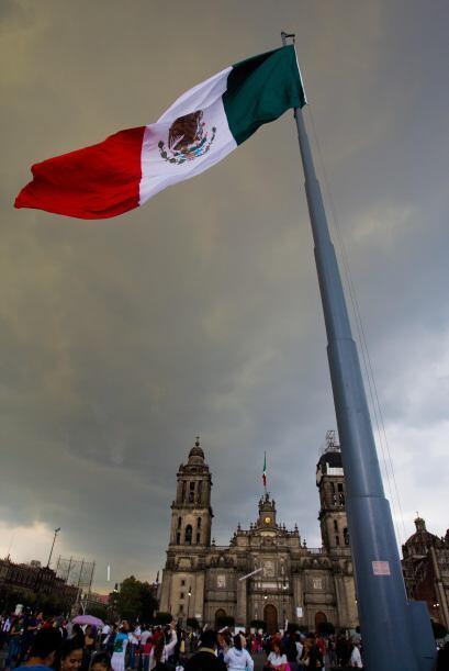 Según los resultados del informe de Transparencia Internacional, México...