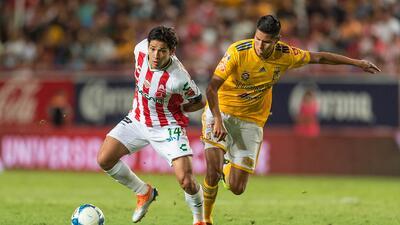En fotos: Necaxa y Tigres repartieron los puntos en el Estadio Victoria