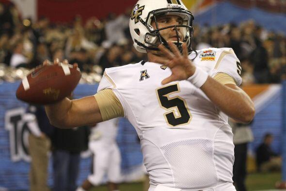22. Blake Bortles, QB, Central Florida (AP-NFL).