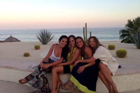 La periodista realizó el viaje de 5 días a Cabo San Lucas con Maity Inte...