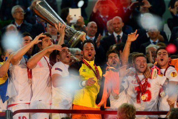Sevilla consiguió su tercer título de la UEFA Europa League.