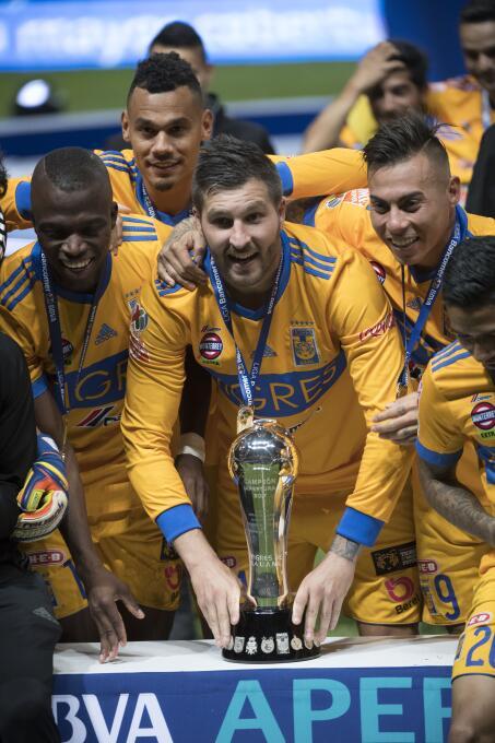 Juegos Liga de Campeones de la ConCacaf 2018