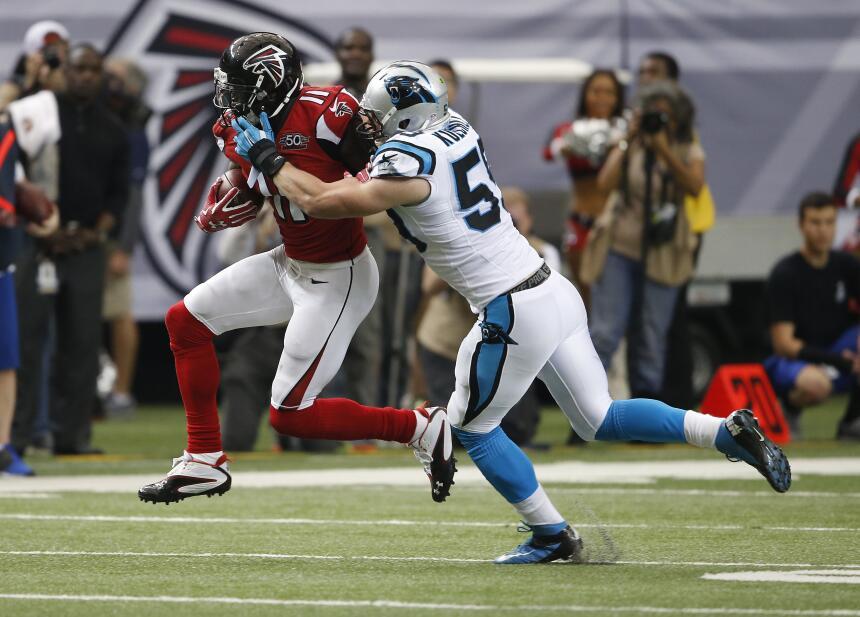 Los Atlanta Falcons dieron la sorpresa de la temporada al vencer 20-13 a...