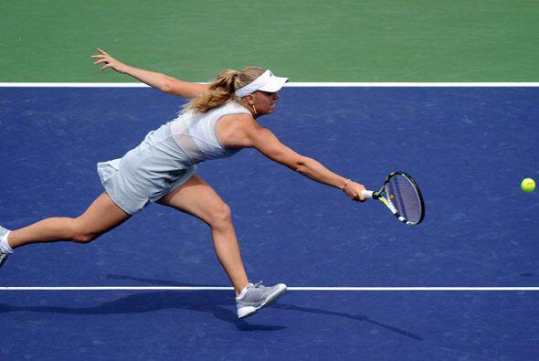 Nacida el 11 de julio de 1990, Wozniacki a penas tiene 19 años de edad.