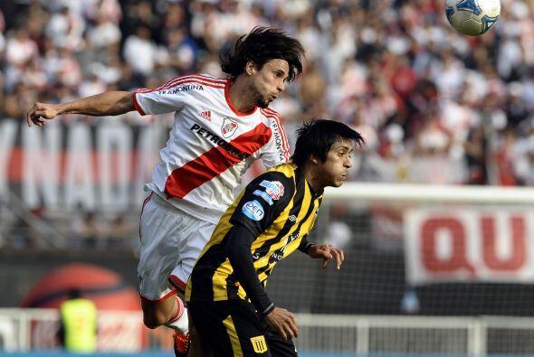 El otro equipo que consiguió la vuelta a Primera fue Quilmes, gracias a...