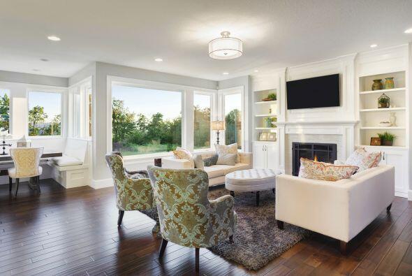 Además, las carpet tiles' son fáciles de instalar y de lavar, tal como r...