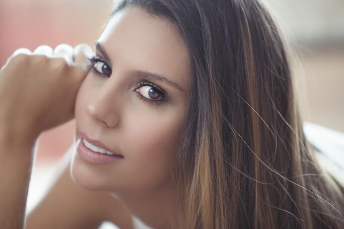 Carolina Reina, el 'ángel blanco' que tiene una estrecha relación con la...