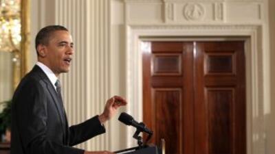 El Presidente previsiblemente reflotará el miércoles su propuesta, formu...