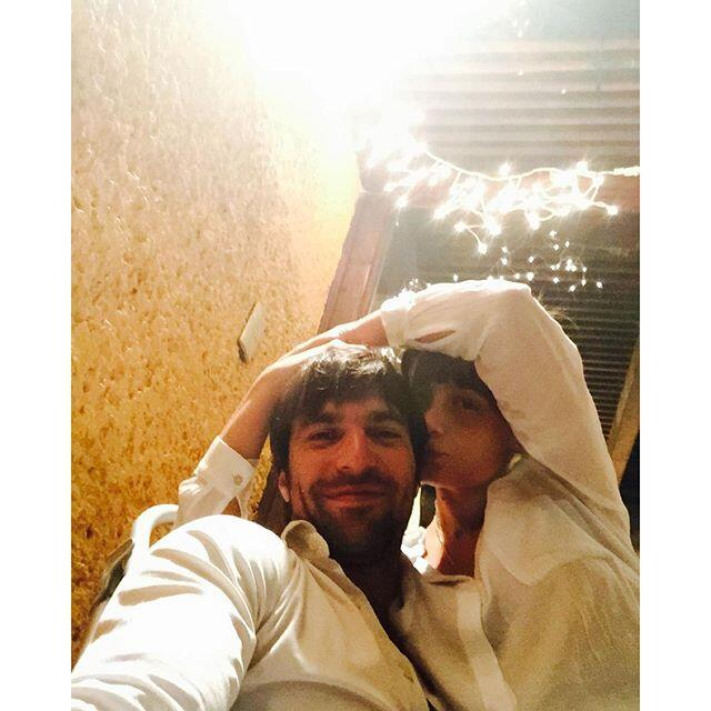 ¡Dos villanos muy enamorados! Victoria Camacho se casa con Osvaldo de León
