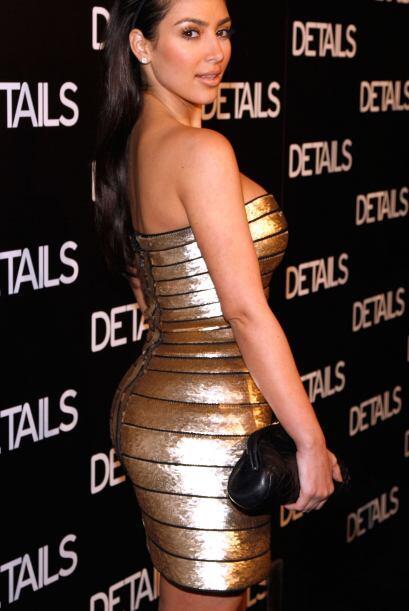 Mucho se ha rumorado que Kim Kardashian obtuvo grasa del estómago y los...