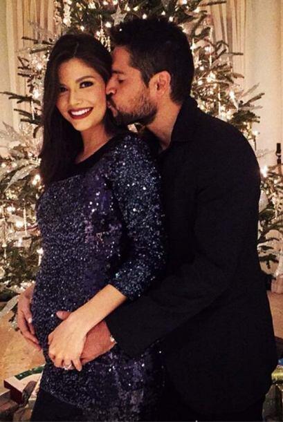 Primera Navidad junto a Luis y Giulietta,  sus dos más grandes amores.