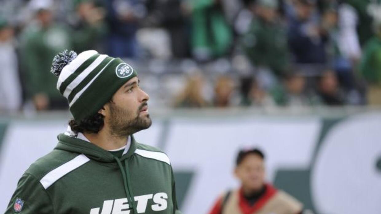 Mark Sánchez encontraría rápidamente un nuevo equipo si los Jets lo deja...