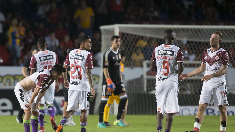 18. Veracruz - Cociente: 1.0319