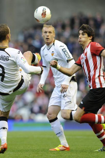 El Valencia y el Athletic juegan primero fuera de casa, contra el AZ Alk...