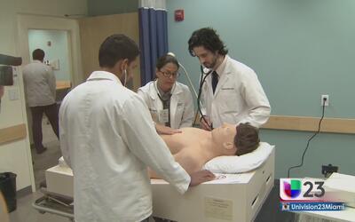 FIU estrena simulador de enfermedades cardíacas